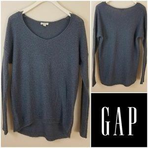 ❤️️Sale❤️️ GAP Blue Sparkle Sweater